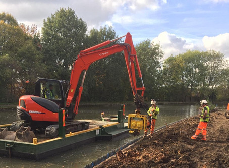 Sheet Piling and Pile Hammers: What Equipment is Best?