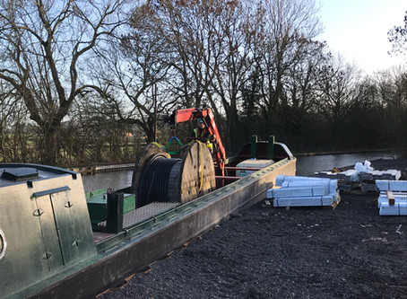 New report outlines solutions for HS2 construction via historic waterways