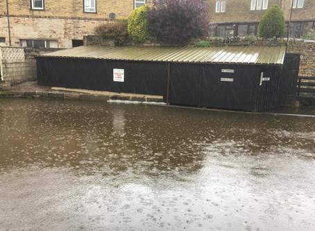 Boathouse Blunder