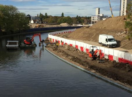 Waterways a Vital Asset in UK Urban Construction