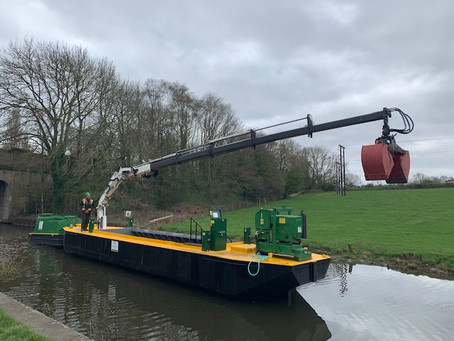 Floating Crane Barges – A Guide