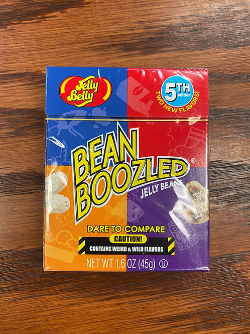JB FlipBox, Bean Boozled