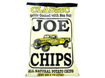 Joe's Sea Salt Chips