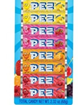 Pez Refills, Fruit (regular)