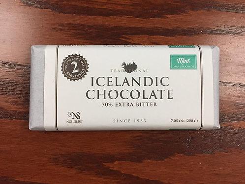 Sirius Dark Chocolate 70% Mint