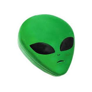 Alien Head Sours - Green Apple