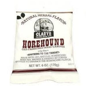 Claey's Horehound, bag sanded
