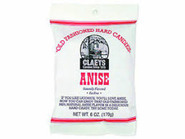 Claeys, Anise Candy