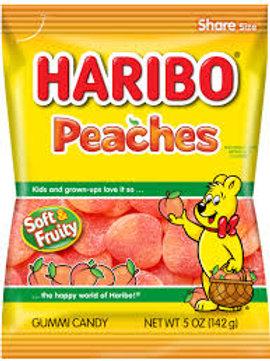 Haribo Peach Gummies