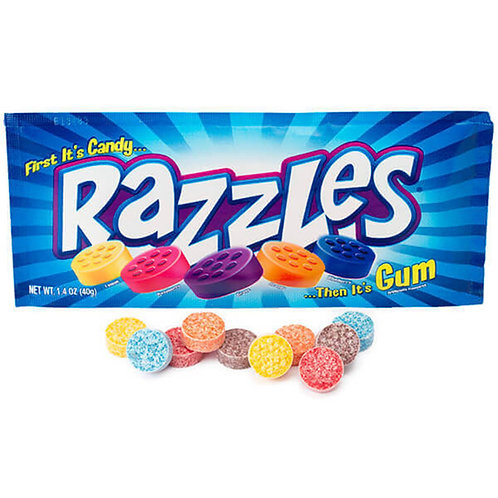 Original Razzles Gum