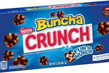Buncha Crunch, theatre box