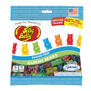 JB Bag, Sugar Free Gummi Bears