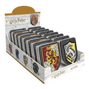 JB, Harry Potter Crest Tin