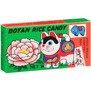 Botan , Rice candy