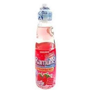 Ramune, Strawberry