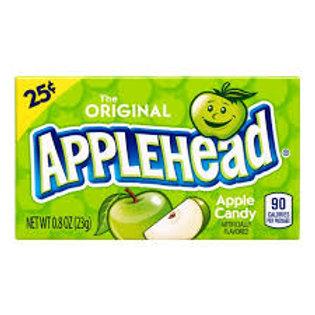 Appleheads, box