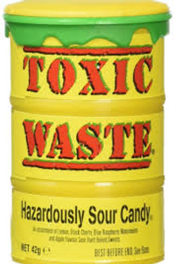 Toxic Waste Drums Assorted