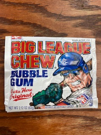 Big League Original Gum