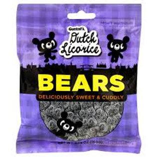 Gustaf's Dutch Licorice Bears