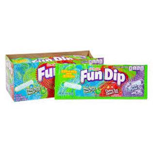 Fun Dip - 3 Flavor Strip