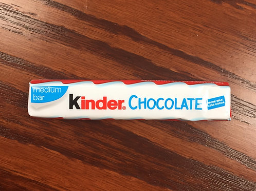 Kinder Medium bar