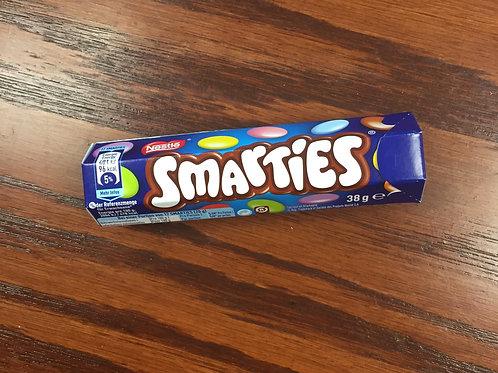 Smarties, Nestle Chocolate