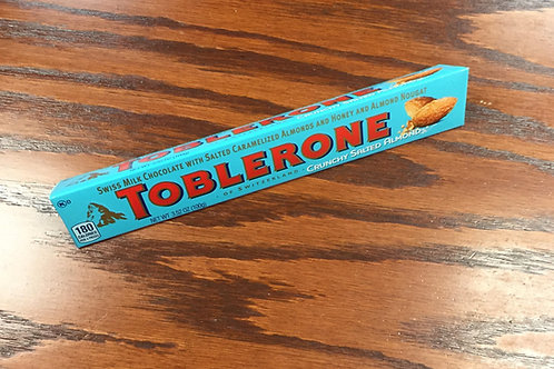 Toblerone, Salted Almond