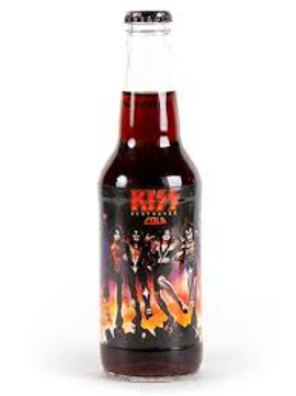 Kiss Destroyer soda