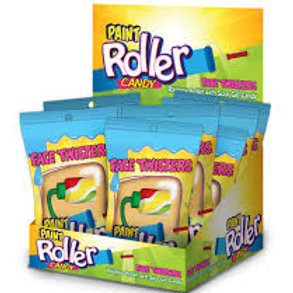 paint roller candy