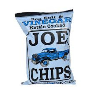 Joe Sea Salt & Vinegar Chips