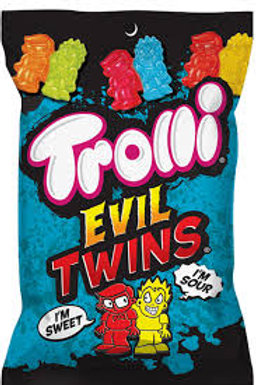Trolli Evil twin gummis