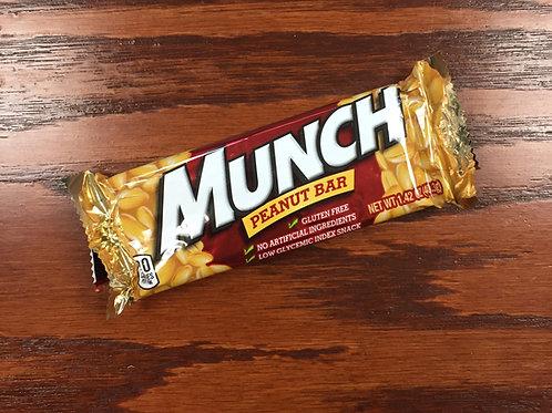 Munch candy bar