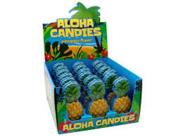 Pineapple Aloha Candies tin
