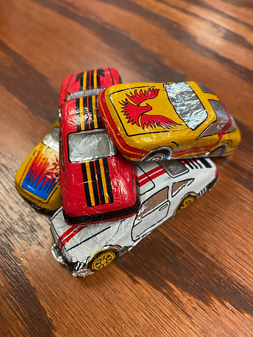 Chocolate Sports Car