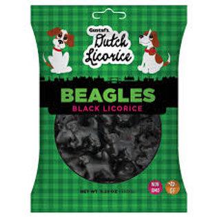 Gustaf's Licorice Beagles Bag