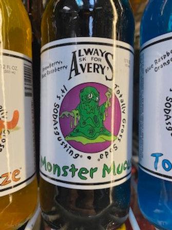 Avery Monster Mucus