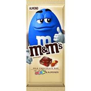 M&M Bar Almond w/ Minis