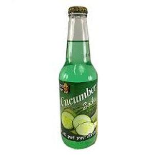 Lester's Fixins Cucumber Soda