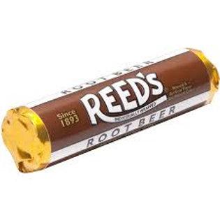 Reeds Root beer roll