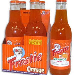 Frostie, Orange cream