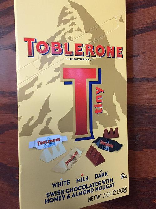 Toblerone Tiny Assorted Box