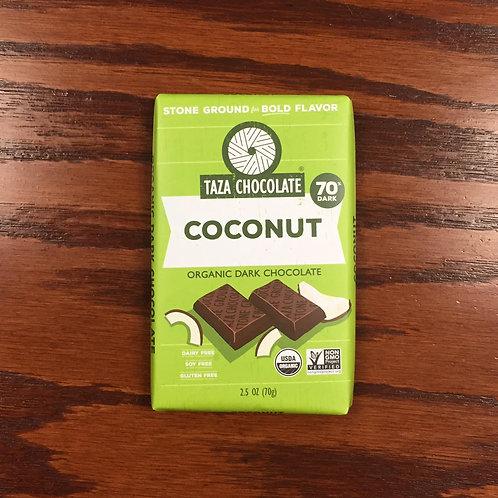 Taza Bar Coconut