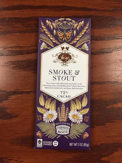 Vosges Smoke + Stout Bar