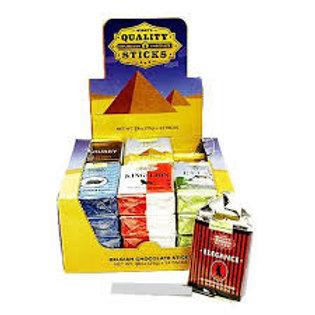 Chocolate Cigarettes Sticks