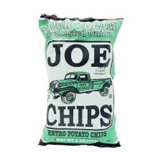 Joe Sour Cream & Onion Chips