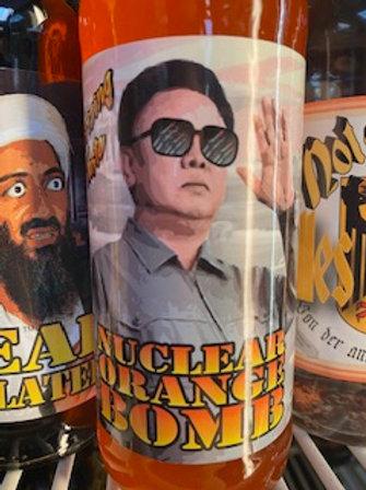 Nuclear Orange Bomb Soda