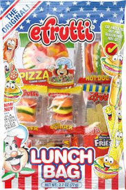 E. Frutti Lunch Bag