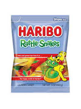 Haribo Rattle Snake Gummies