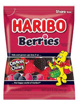 Haribo Raspberry Gummies
