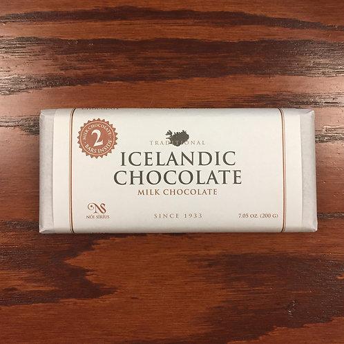 Sirius, Milk Chocolate